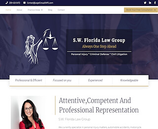 Fort Myers criminal defense attorney