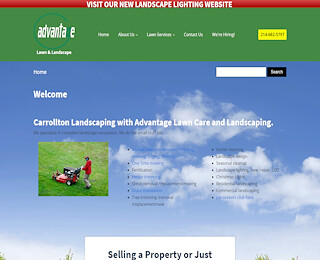 Carrollton Landscaping