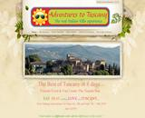 adventurestotuscany.com