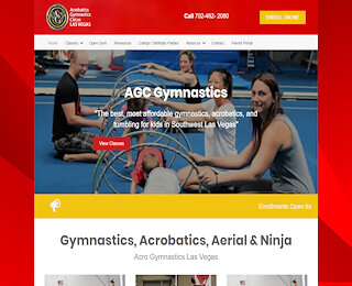 Gymnastics Classes Las Vegas