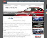 Bmw Auto Repair Las Vegas