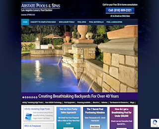Los Angeles Pool Contractor