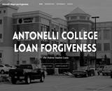 Antonelli College Loan Forgiveness
