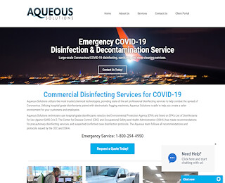 COVID-19 Disinfection Brooklyn