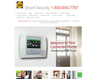 security systems Los Angeles