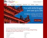 catalogue printing China