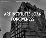 Art Institute Loan Forgiveness