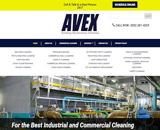 Industrial Machine Cleaning Asheville