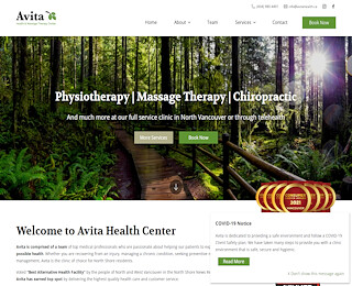 Massage Therapy North Vancouver