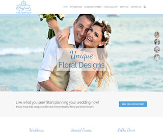 Wedding Florist In Fort Lauderdale