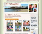 Best Child Friendly Holidays