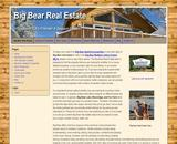 Big Bear Cabins For Sale