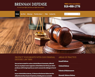 Sacramento Defense Attorney