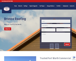 Commercial Roofing Arlington Tx