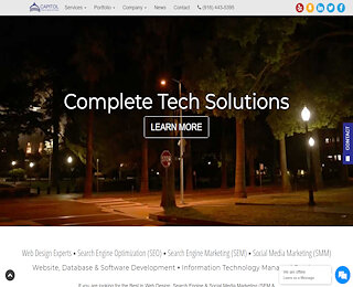 Website Design Sacramento