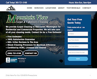 Professional Carpet Cleaning Vancouver Wa