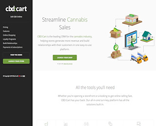 Cbd Ecommerce Shopping Cart