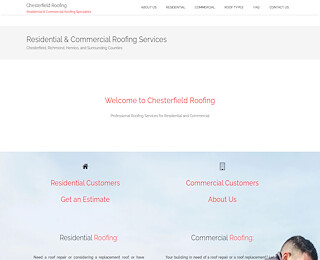 Best Roofer Chesterfield