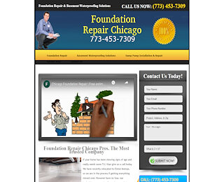 foundation repair cost Chicago