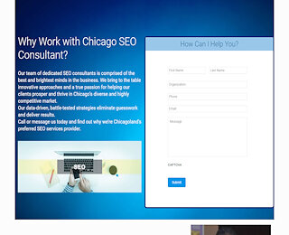 SEO Consulting Chicago