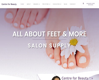 Pedicure salon supply