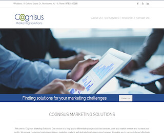 cognisusmarketingsolutions.com
