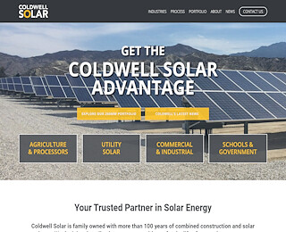 coldwellsolar.com