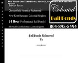 Chesterfield Va Bail Bonds