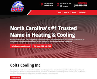 Heating and Conditioning Lewisville NC