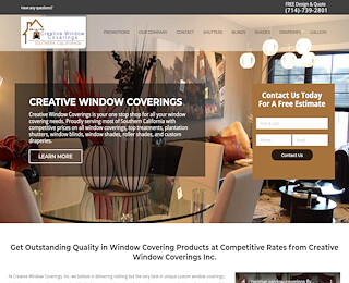 creativewindowcoverings.net