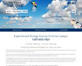 Orange County Traffic Tickets Lawyer
