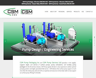 Oil Pump Distributors Edmonton