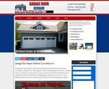 Residential Garage Door Dedham