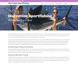 discretionsportfishing.com