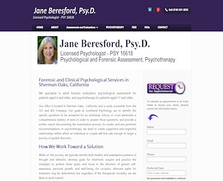 Psychological Forensic Testing Los Angeles