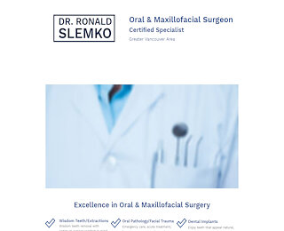 Maxillofacial Surgery Richmond