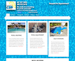 Solar Pool Heaters Volusia County