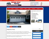 Residential Garage Door Fairfax