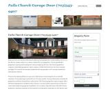 Garage Door Repair Falls Church