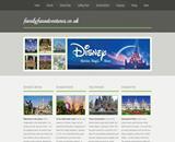 Disney Vacation Package