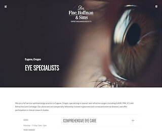 Eye Doctor Eugene Oregon