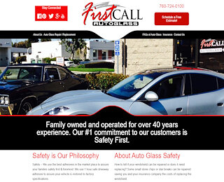 Autoglass Repair Oceanside
