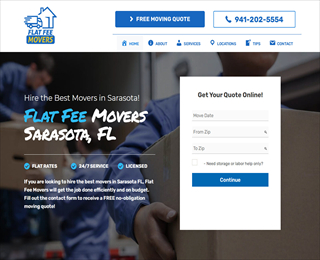moving companies Sarasota FL