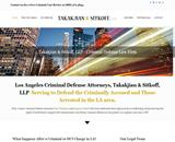 Criminal Defense Lawyer Los Angeles