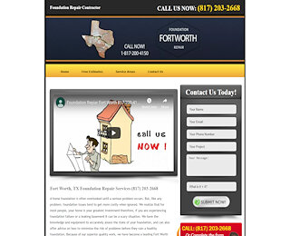 Foundation Repair Fort Worth Reviews