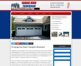 Residential Garage Door Framingham