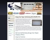 Gaithersburg Garage Door Repair