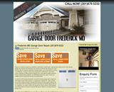 Garage Door Repair Frederick Md