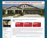 Garage Door Repair Gaithersburg