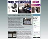 Manassas Garage Door Repair